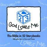 God Loves Me Storybooks: The Bible in 52 Storybooks