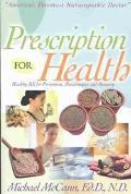 Prescription for Health