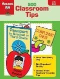 500 Classroom Tips
