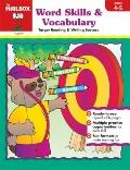 Target Reading & Writing Success: Word Skills & Vocabulary, Grades 4-5