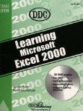 Learning Excel 2000