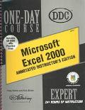 Microsoft Excel 2000 Expert: One-Day Course : Instructor Edition