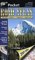 Pocket 2001 Road Atlas