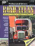 AAA 2001 Professional Drivers' Road Atlas