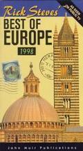 Rick Steves' Best of Europe, 1998 - Rick Steves - Paperback - REVISED