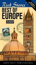 Rick Steves' Best of Europe 2000 - Rick Steves - Paperback