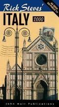 Rick Steves' Italy 2000 - Rick Steves - Paperback - REVISED
