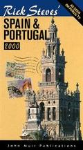 Rick Steves' Spain and Portugal 2000 - Rick Steves - Paperback - REVISED