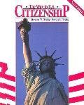 Way to U. S. Citizenship