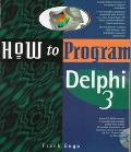 How to Program Delphi: Latest Version - Frank Engo - Other Format - BK&CD-ROM