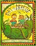 Pat the Beastie: A Pull-and-Poke Book - Henrik Drescher