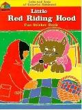 Little Red Riding Hood (I Can Learn Sticker Book)