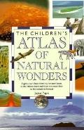 Children's Atlas of Natural Wonders - Joyce Pope - Paperback