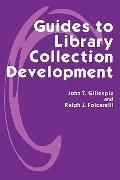 Guides to Library Collection Development