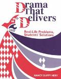 Drama That Delivers Real-Life Problems, Students' Solutions