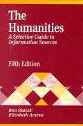 Humanities A Selective Guide to Information Sources