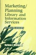 Marketing/Planning Library and Information Services