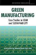 Green Manufacturing