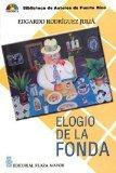 Elogio De La Fonda (Biblioteca de autores de Puerto Rico)