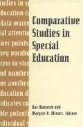 Comparative Studies in Special Education