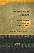 Practice of Change Concepts and Models for Service Learning in Women's Studies