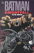 Batman Knightfall  Broken Bat