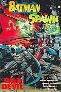 Batman - Spawn War Devil