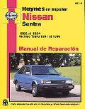 Nissan Sentra Y Tsuru Manual De Reparacion