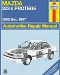 Haynes Mazda 323 and Protege 90 Thru 97 - Louis LeDoux - Paperback