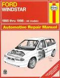 Ford Windstar Automotive Repair Manual: 1995 Thru 1998; All Models