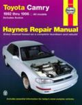 Haynes Toyota Camry Automotive Repair Manual All Toyota Camry and Avalon Models 1992 Through...