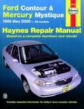 Ford Mercury Automotive Repair Manual All Contour and Mystique Models 1995 Through 2000