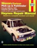 Nissan / Datsun Pickup '80'97, Pathfinder '87'95 (Haynes Manuals)