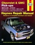 Chevrolet and Gmc Pick-Ups Automotive Repair Manual 1988-2000