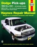 Haynes Dodge Pickup Full Size 1994-2001