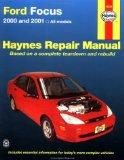 Haynes 2000 and 2001 Ford Focus Repair Manual