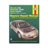 Chrysler Lhs Concorde, 300m, Dodge Intrepid 1998-2001 (Haynes Automotive Repair Manual Series)