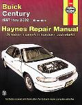 Buick Century Automotive Repair Manual Buick Century 1997 Through 2002