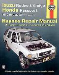 Isuzu Rodeo, Amigo & Honda Passport, 1989-2002