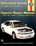 Mitsubishi Galant Automotive Repair Manual 1994-2003