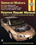 General Motors Automotive Repair Manual 1988 Thru 2002 Buick Regal, Chevrolet Lumina, Olds C...