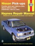 Haynes Nissan Pick-ups Frontier Pick-ups (1998-2004) Xterra (2000-2004) Pathfinder (1996-2004