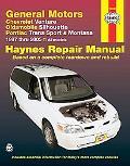 Chevrolet Venture, Oldsmobile Silhouette, Pontiac Trans Sport and Montana Automotive Repair ...