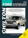 Ford Pick-ups, Expedition & Navigator: 1997-2003: Updated to include information on 2003 models
