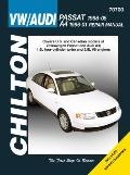 VW Passat & Audi A4: VW Passat, 1998 thru 2005 and Audi A4, 1996 thru 2001 (Chilton's Total ...