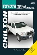 Toyota Tacoma: 2005 thru 2009 (Chilton's Total Car Care Repair Manuals)