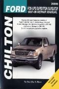 Ford Pick-ups, Expedition & Navigator: 1997 thru 2009 (Chilton's Total Car Care Repair Manual)