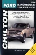 Ford Pick-ups, Expedition & Navigator: 1997 thru 2009 (Chilton's Total Car Care Repair Manual)