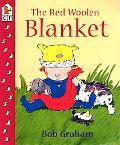 Red Woolen Blanket