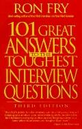 101 Great Ans.to Tough.interview Quest.